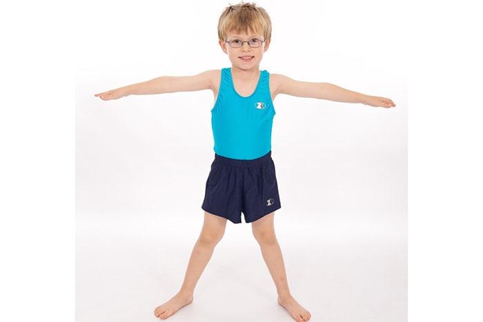 لباس ژیمناستیک پسر بچه ها
