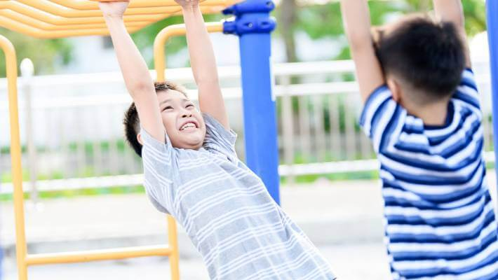 بارفیکس برای افزایش قد بچه ها