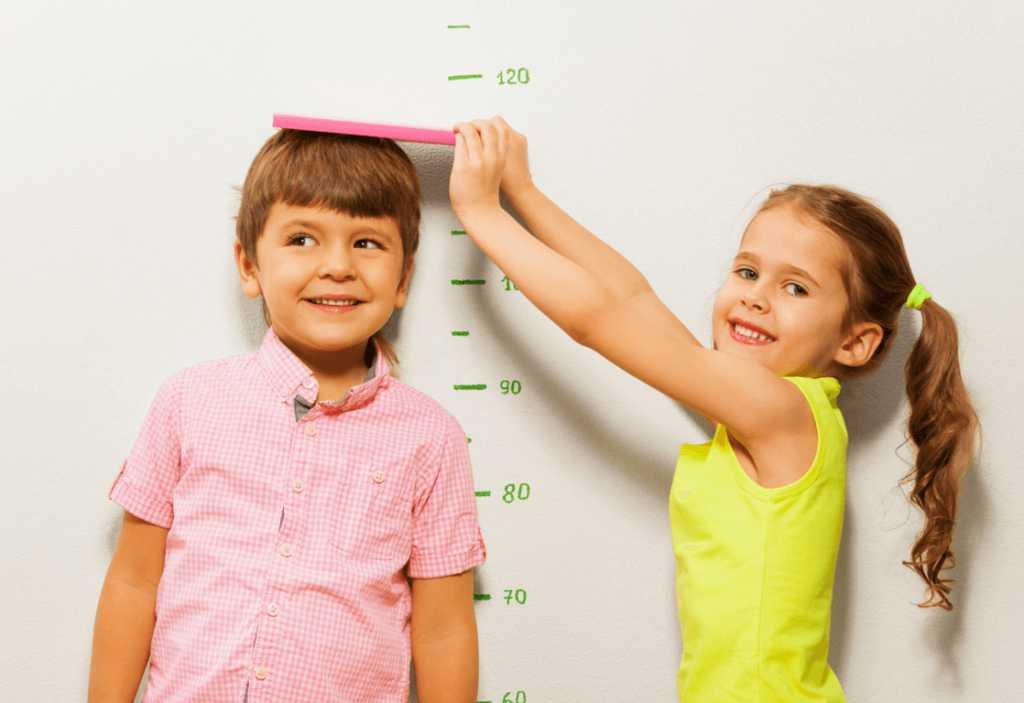راه های افزایش قد در کودکان