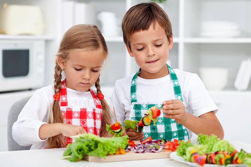 رفع مشکل غذا نخوردن بچه ها