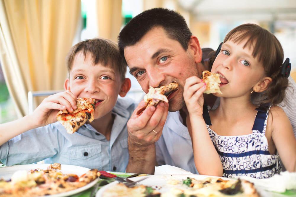 رژیم غذایی برای کودکان کم وزن
