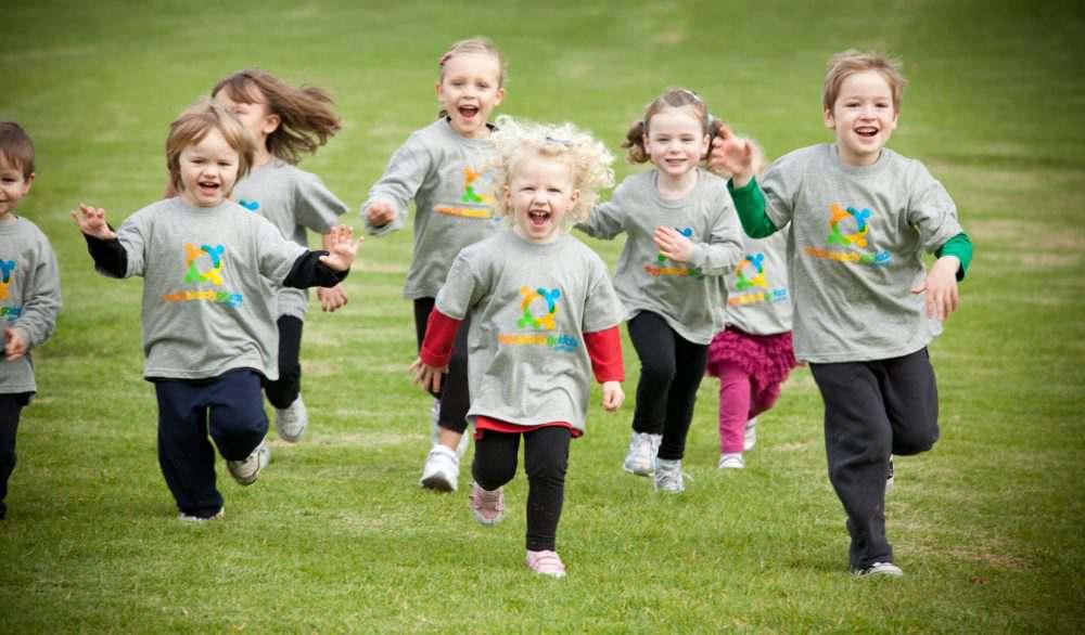 ورزش های مناسب برای کودکان 5 ساله
