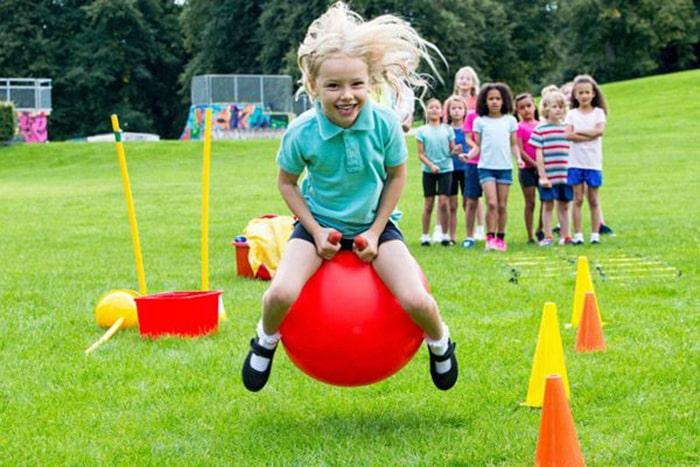 حرکات ورزشی برای کودکان پیش دبستانی
