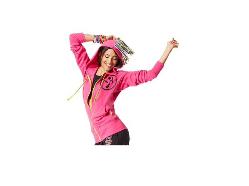 رقص زومبا برای دختران