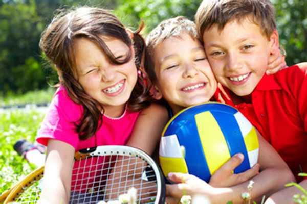 ورزش های لازم برای کودکان بیمار