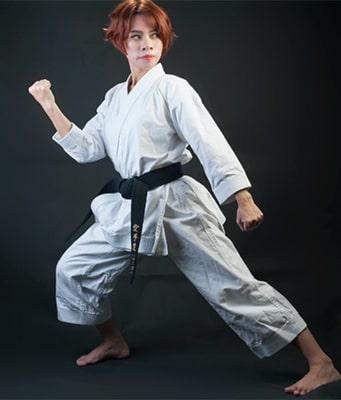 کاراته برای بانوان