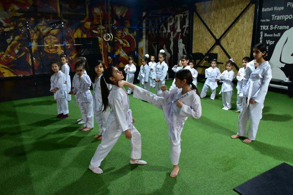 تفاوت سبک های کاراته
