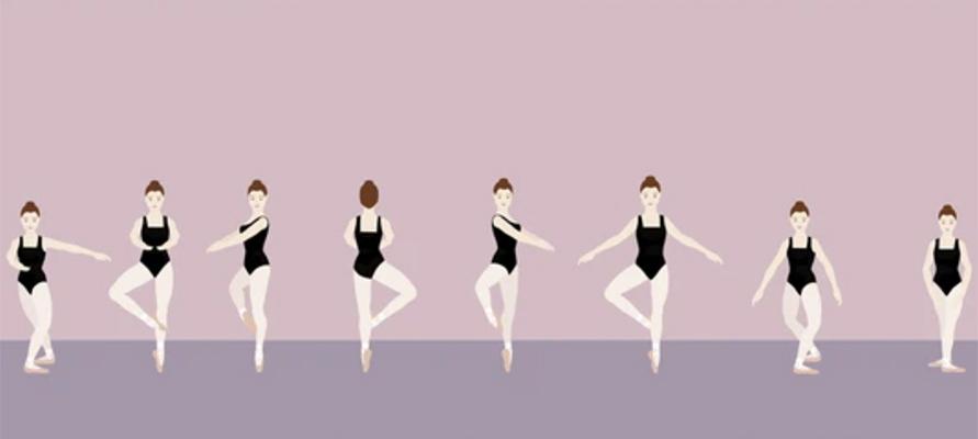حرکت Pirouette