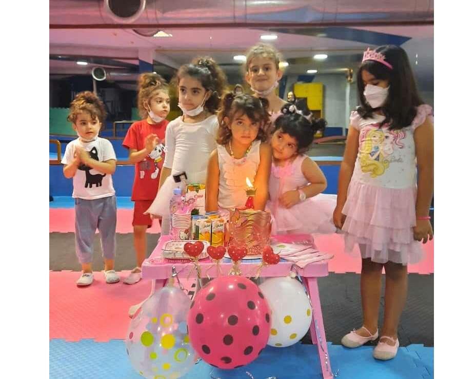 فواید ژیمناستیک - تولد کوچولوی اسپینی