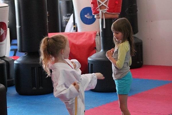 مزایای ورزش تکواندو برای کودکان