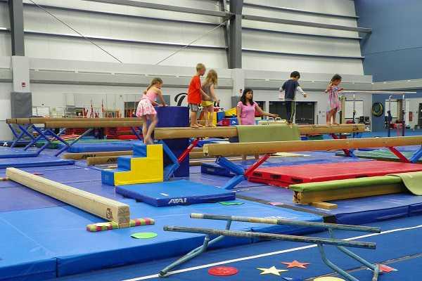 بازی های ژیمناستیک-تمرین استعداد