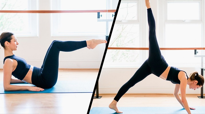 ورزش باراسل و فواید آن-اصلاح هسته بدن