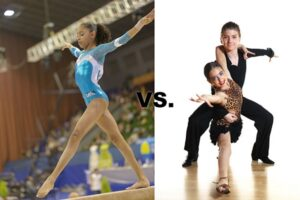 رقص یا ژیمناستیک؟ کدام برای کودک بهتر است؟