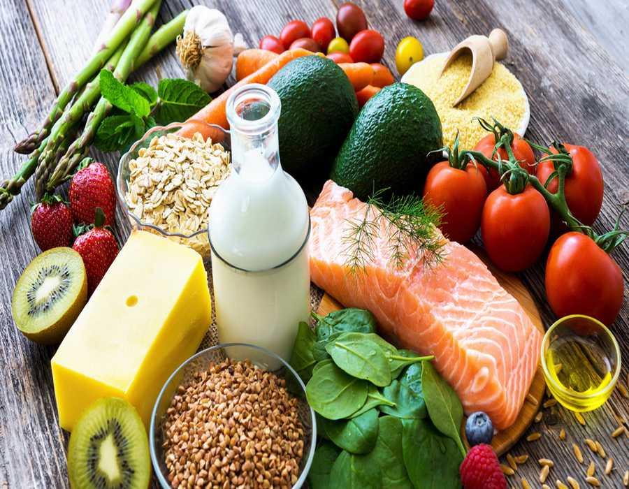 میوه ها و غلات برای افزایش وزن