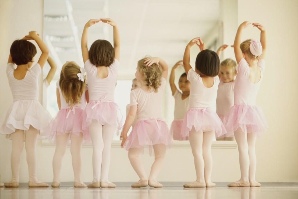 آموزش آنلاین رقص باله