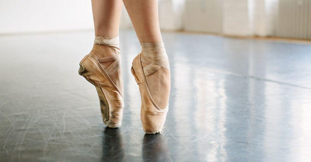 لوازم مورد نیاز برای رقص باله