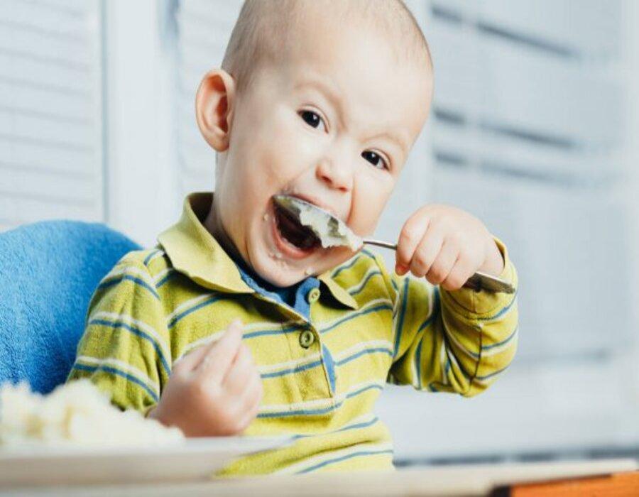 غذاهای چاق کننده برای کودک نوپا