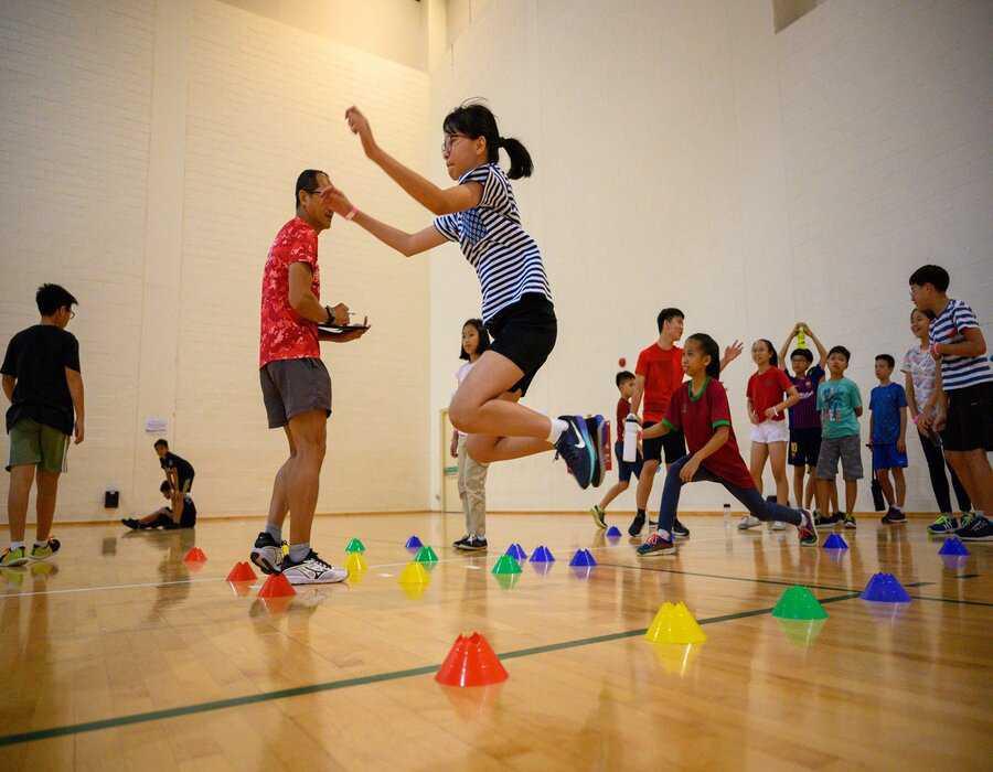 تاثیر ورزش بر سلامت روانی دانش آموزان